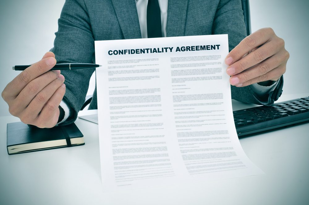 Confidentiality Agreement Lawyers Calgary Alberta