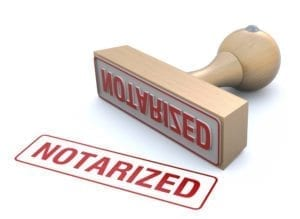 notary public; commissioner for oaths; notorized documents; calgary notary