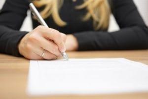 changing wills after divorce; void wills; wills and divorce; wills and seperation; new wills act