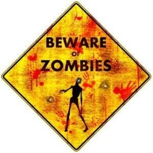 wacky wednesday; zombie fine; zombie lawsuit; zombie permits; town fines for zombies