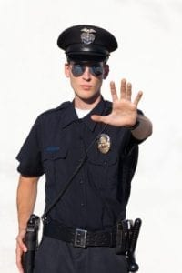 fake police officer; impersonating cops; fake cop