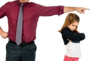 Daughter brings father to court over being grounded