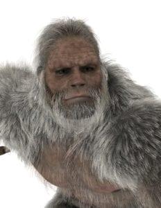 bigfoot scare; freedom of speech; bigfoot sues; wacky bigfoot; legal battle over free speech