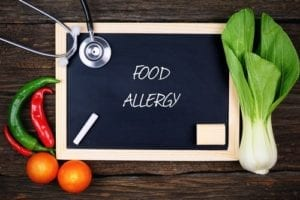 bodily harm; litigation; food allergy; wrong order; restaurant;