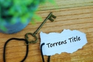 Alberta Land Titles, Torrens, land, registration, caveat