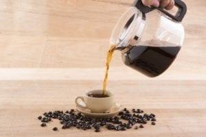 urine; coffee; co-worker; fight; court battle