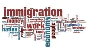 immigration; work; worker; country; employ;law