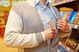 shoplifting; charged; cirminal code; stealing; Alberta