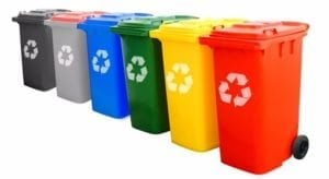 Weird Recycling and Garbage Laws