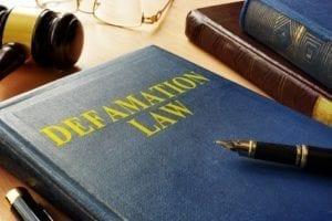 criminal; defamation; slander; false statements; alberta; law