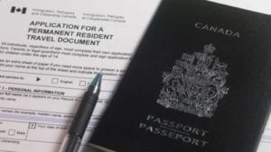 canada; canadian; immigration; permanent residency; application