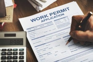 Work Permit, Temporary Workers, Foreign, Immigration Law, Exemptions, Short term work permit exemptions, Foreign Workers, work permit applications