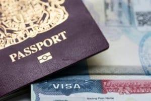 Passport, Visa, Immigration