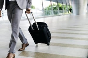consultation, immigration, business, travel, Canada, luggage, suitcase, suit