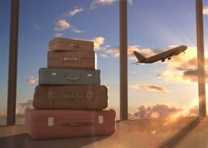 travel, flight, plane, suitcase, estate planning, will