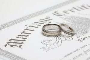 marriage certificate, wedding band, certified true copy, photocopy, government, work permit, study permit, visa, divorce, refugee status, immigration, notary public, commissioner of oaths