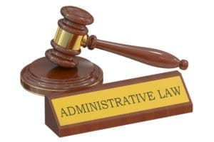 gavel, administrative law, immigration board, refugee board, professional misconduct hearings, quasi-judicial hearings, disciplinary hearings, AGLC, tax assessment appeal