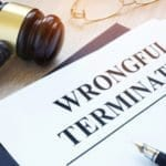 wrongful dismissal, wrongful termination