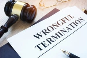 wrongful dismissal, wrongful termination