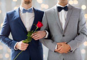 gay, lesbian, marriage, LGBTQ, wedding, tuxedo, rose, divorce, legal, separation, common law, contested, uncontested, desk, alternative dispute resolution, jurisdiction, custody, access, split