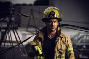 This Weeks Wacky Wednesday The Firefighter Who Feared Fire