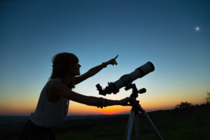This Weeks Wacky Wednesday American Girl Crosses an American Astronomer