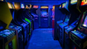 video gamer, high score, Donkey Kong, Billy Mitchell, competition, arcade, one million, points, world record, leader board, Pac-Man, champion, top, lawsuit, complaint, record-holder, libel, litigation